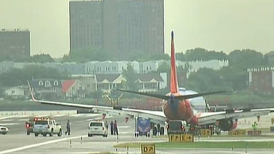 Southwest CEO Gary Kelly on plane troubles at LaGuardia Airport in NY and Boeing planes.