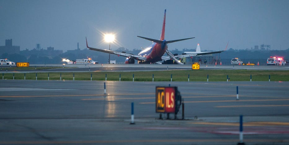 Southwest Airlines has matched estimates with its 2Q earnings report.