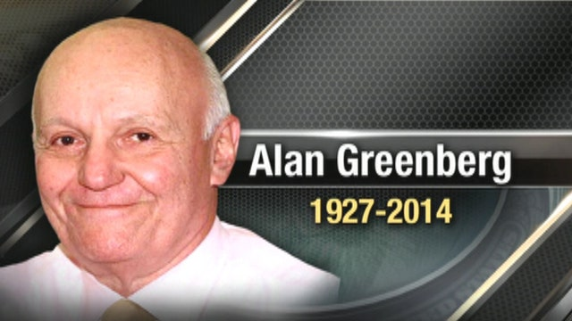 FBN's Charlie Gasparino on Alan 'Ace' Greenberg's legacy on Wall Street.