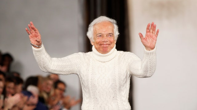 Diane Macedon on 1Q earnings from Ralph Lauren.
