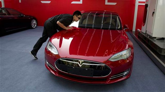 FBN's Liz MacDonald on Tesla's Model S problems.
