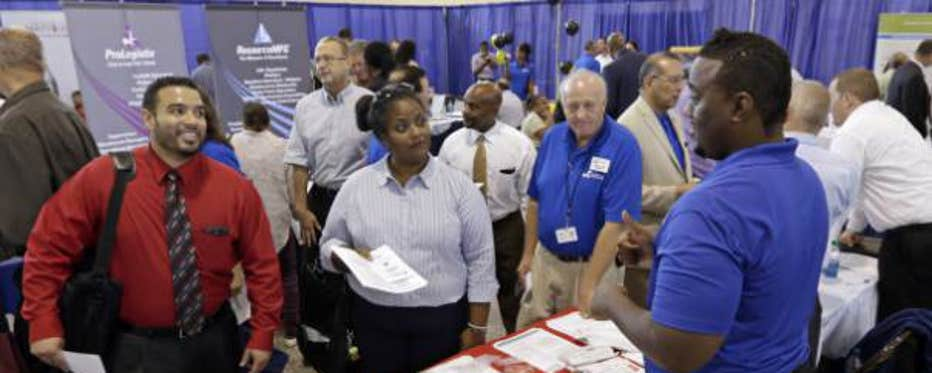 FBN's Lori Rothman breaks down the latest weekly jobless claims data.