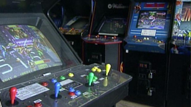 All You Can Arcade CEO Seth Peterson on the success of his video arcade rental service.