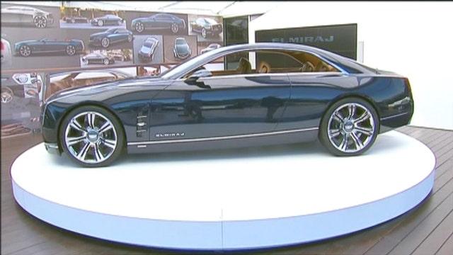 New Cadillac El Mirage