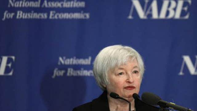 FBN's Charlie Gasparino weighs in on Wall Street, Larry Summers and Janet Yellen.