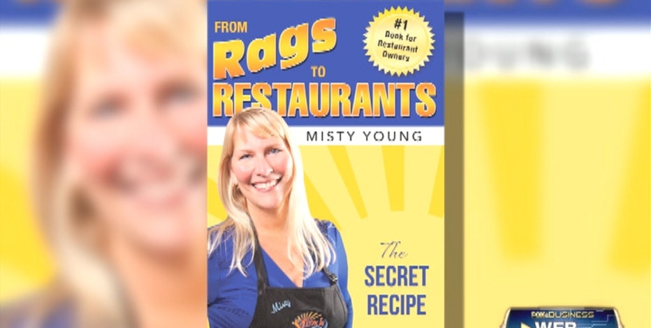 FOXBusiness.com's Kate Rogers with Misty Young, owner of the Squeeze In, with the story of how she went from being on food stamps to owning a multi-million-dollar restaurant on the West Coast.