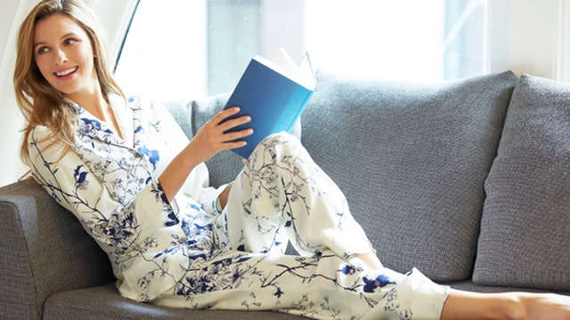 Forget counting sheep, with price tags above $150, these pajamas will have you seeing nothing but dollar signs. FOXBusiness.com's Kathryn Vasel breaks it down.