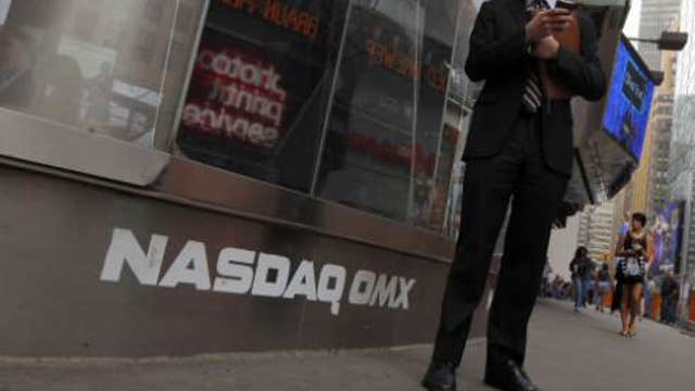 FBN's Liz MacDonald on the SEC investigation of the problem that forced the NASDAQ trading halt.