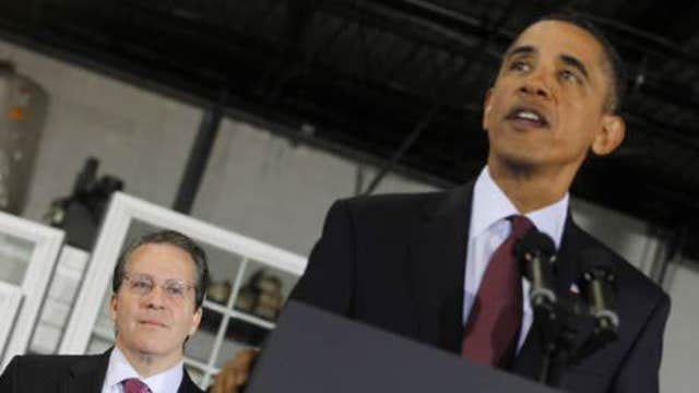 FBN's Charlie Gasparino on the possible changes on the Obama economic team.