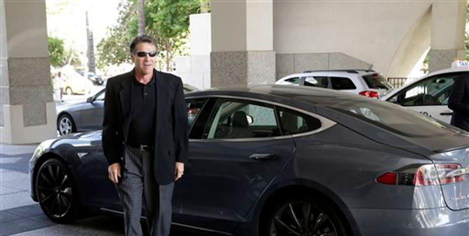FBN's Liz MacDonald on possible tax breaks for Tesla in Nevada for the $5B battery gigafactory.