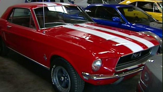 Invest in Classic Cars?
