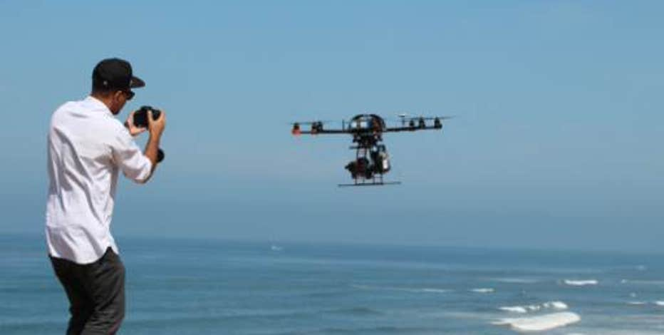 AirDroids CTO TJ Johnson on the company and the FAA's approval of drones for filming.