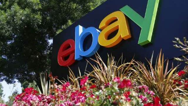 FBN's Lori Rothman on eBay and PayPal's split into two independent publicly-traded companies.