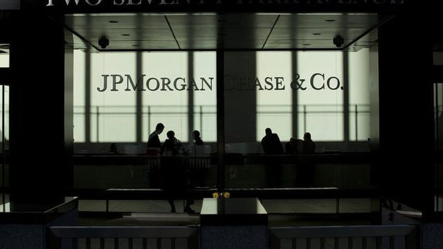 FBN's Charlie Gasparino with scoop on  JPMorgan's security breach.