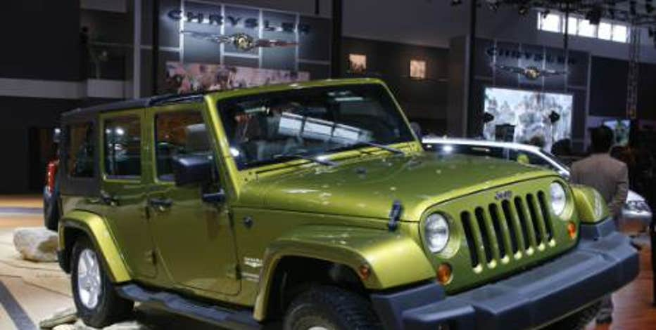 FBN's Jeff Flock on the possibility of Fiat-Chrysler developing an aluminum Jeep Wrangler.