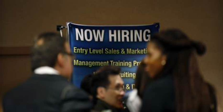 FBN's Rich Edson breaks down the monthly jobs report.