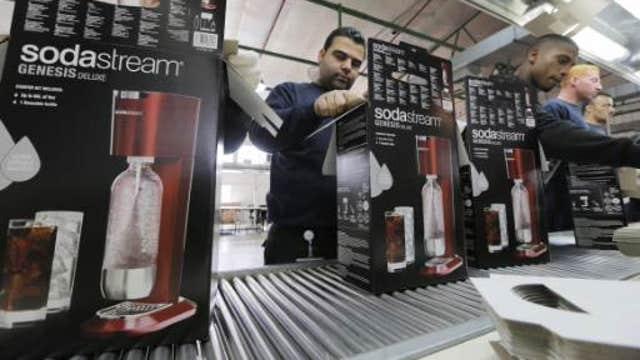 FBN's Lori Rothman breaks down SodaStream's third-quarter revenue warning.