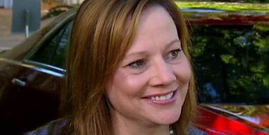 "General Motors CEO Mary Barra tells FBN's Jo Ling Kent the company is focused on doing the ""right thing"" for its customers and plans to set a new standard for safety in the auto industry."