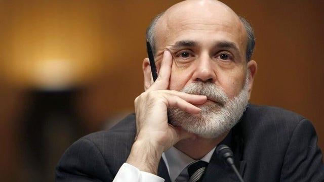 FBN's Charlie Gasparino on former Fed Chairman Ben Bernanke's testimony on AIG's bailout.