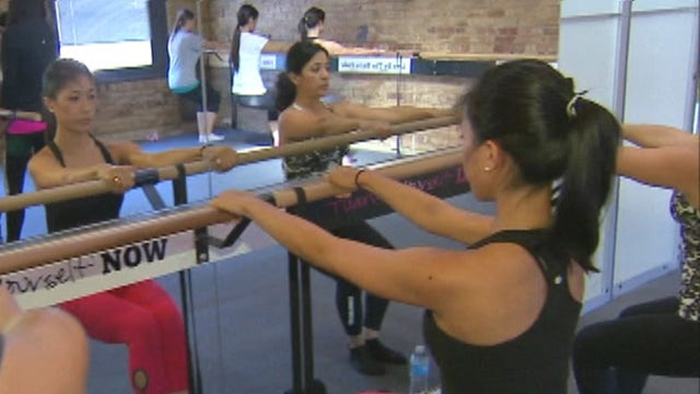 Barre Bee Fit Co-founder Ariana Chernin explains why she opened her business during the economic downturn.