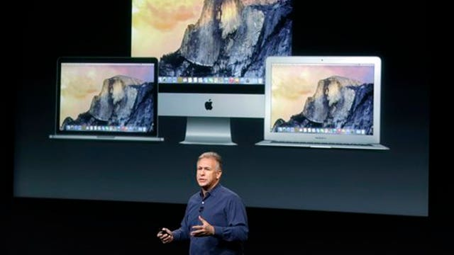 FNC's Clayton Morris weighs in on new video features in the iPad Air 2 and says the biggest wow factor from the event was the unveiling of the 27-inch iMac with retina 5K display.