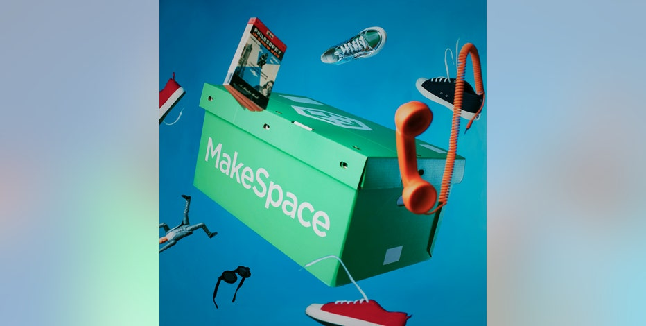 MakeSpace is looking to remake a $24 billion industry with a high-tech twist on self-storage.