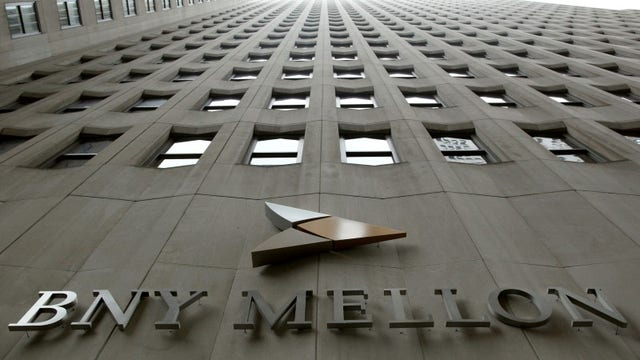 FBN's Charlie Gasparino says BNY Mellon execs are bracing for a renewed attack from activist Nelson Peltz.