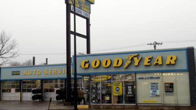 Earnings HQ: FBN's Diane Macedo breaks down Goodyear Tire and Rubber Company's third-quarter earnings report.