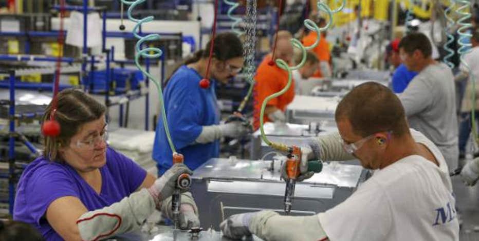 FBN's Lori Rothman breaks down the latest U.S. economic growth data.