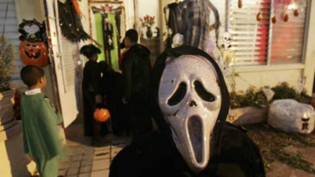 Megan McDowell's thought's on Halloween