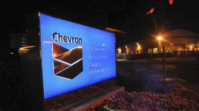 Earnings HQ: FBN's Cheryl Casone breaks down Chevron's third-quarter earnings report.