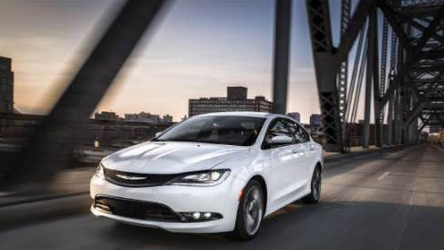 Chrysler sales rise more than expected in October