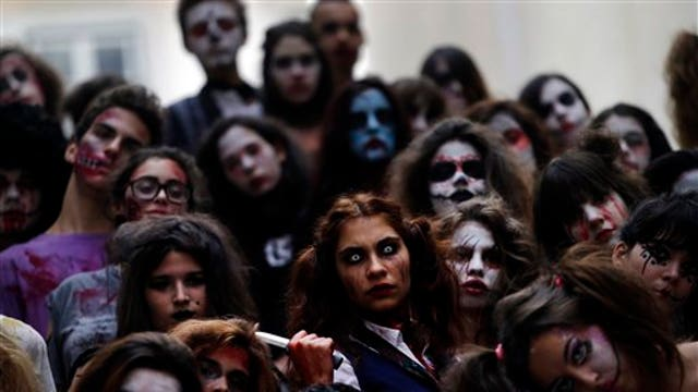 FOX Business Network's David Asman explains the history of zombies in pop culture.