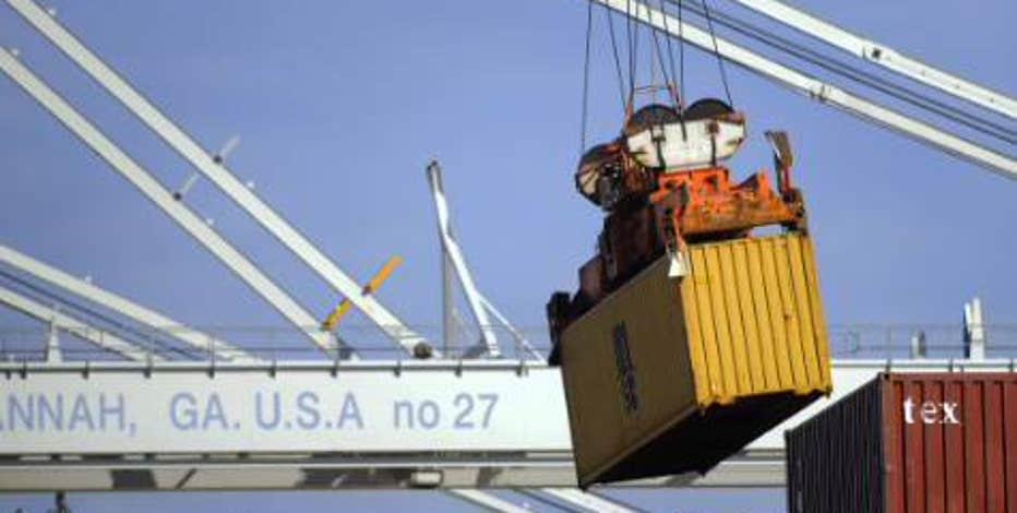 FBN's Ashley Webster breaks down September's trade deficit data.