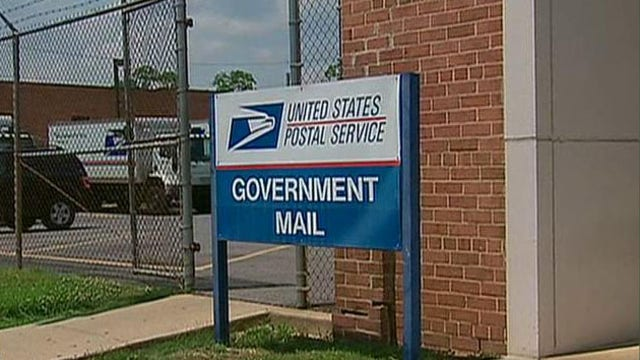 U.S. Postal Service postmaster general  Patrick Donahoe weighs in on budget woes.
