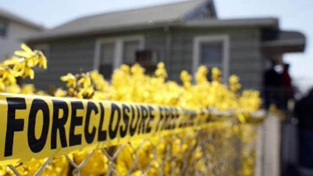 Cabanillas & Associates' Chris Cabanillas explains why banks are not moving forward on housing foreclosures.