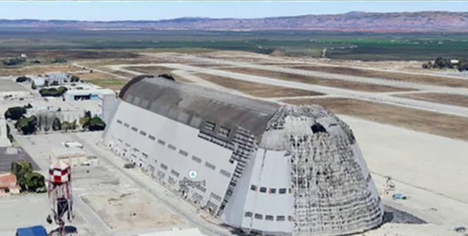 Enderle Group President Rob Enderle, Thematic Growth Portfolio's Chris Versace and Barron's Jack Hough on Google's deal for a NASA hangar and its latest robot.
