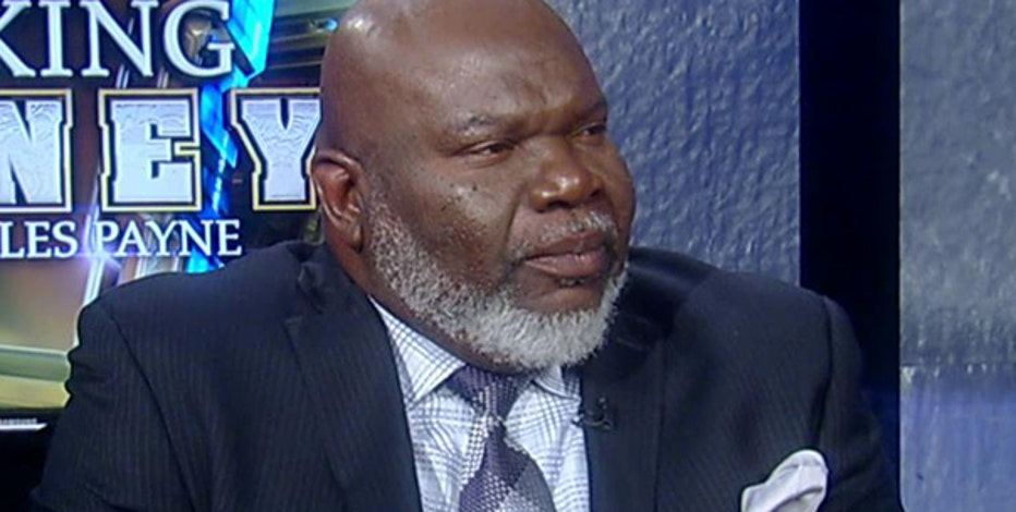 'Instinct' author Bishop T.D. Jakes talks to FBN's Charles Payne about how to sense and seize the moment in order to achieve success.