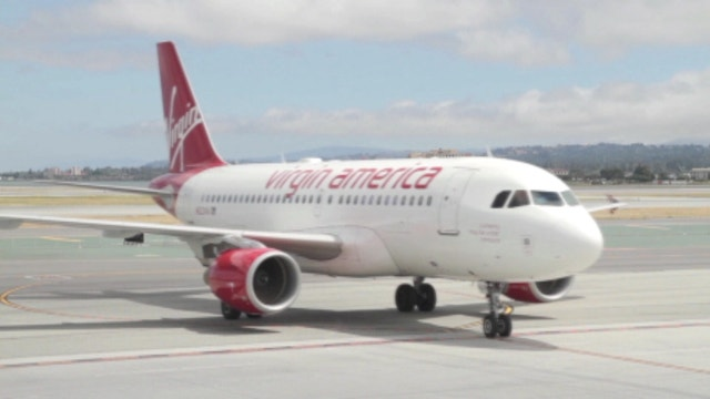 Virgin America CEO David Cush talks business in America and the state of the airline industry in wake of lower oil costs.