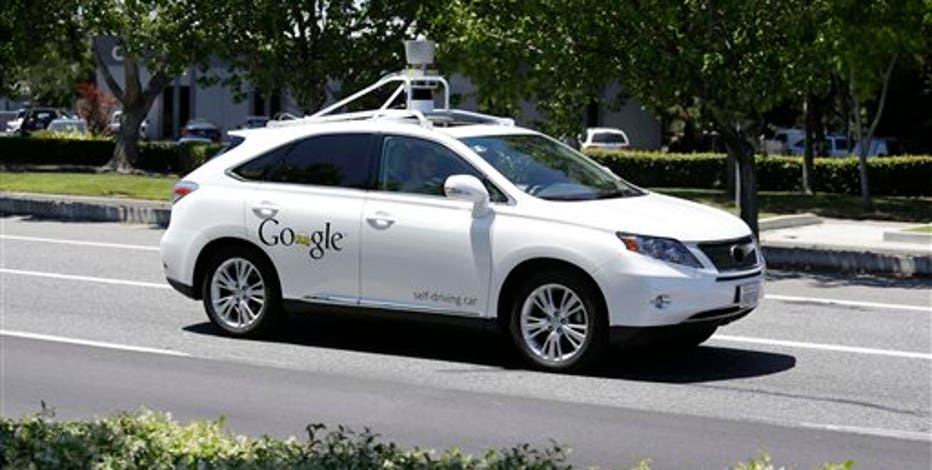 FBN's Jo Ling Kent breaks down a new report that says driverless cars could be the next cyber-terrorism target.