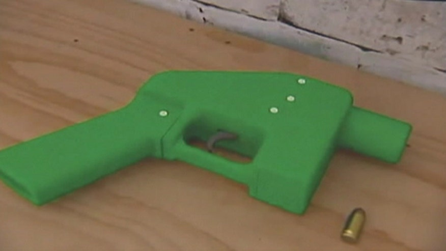 Defense Distributed co-founder Cody Wilson on the growing legal debate over 3D printed guns.