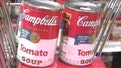 Campbell Soup sales heating up