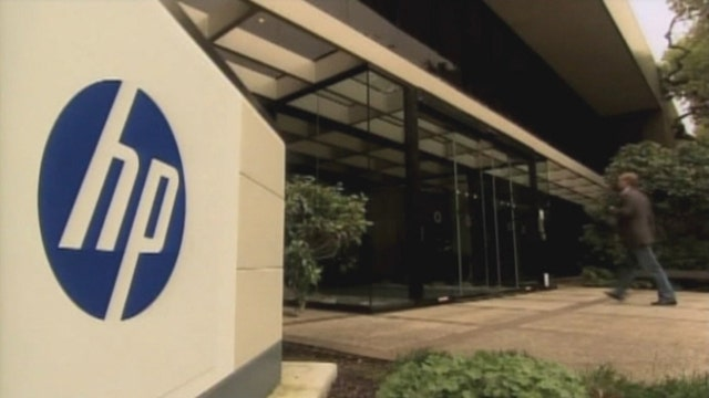 ISI Senior Managing Director Brian Marshall on Hewlett-Packard's fourth-quarter results and outlook.