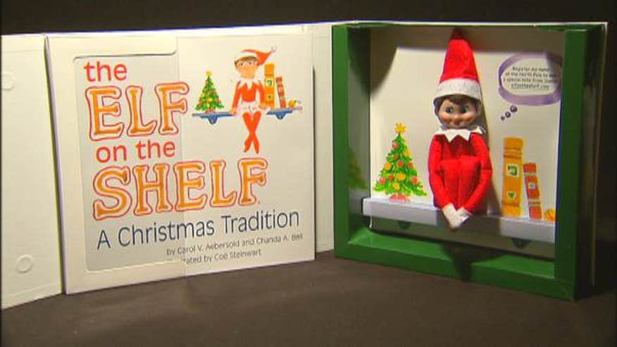 'Elf on the Shelf' creator Chanda Bell on the inspiration behind the product and the success of the company.