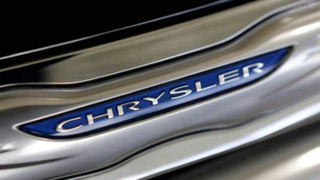 FBN's Ashley Webster on Chrysler's November sales numbers.