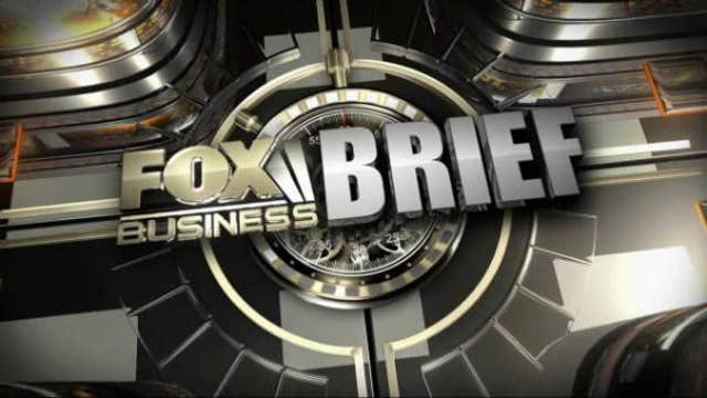 FOX Business brief: Late-morning markets