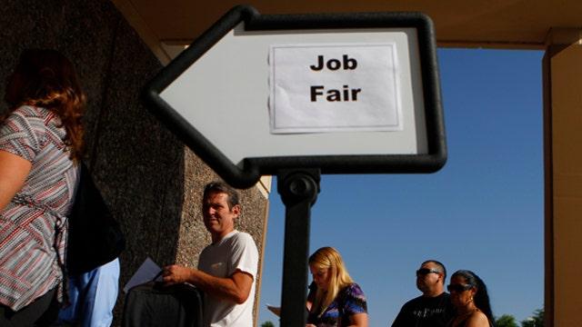 Labor Secretary Thomas Perez on the outlook for the U.S. job market.