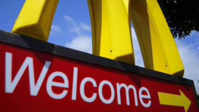 FBN's Ashley Webster breaks down McDonald's November comp sales numbers.