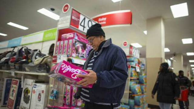 FBN's Ashley Webster breaks down the November retail sales data.