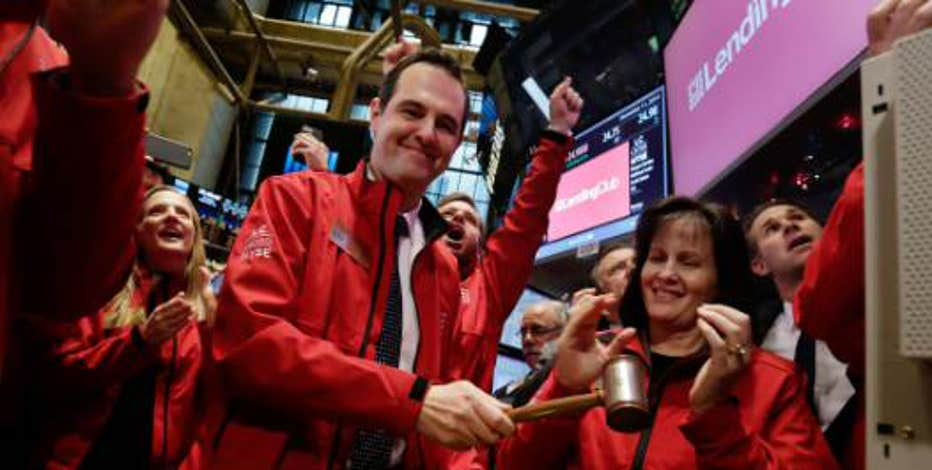 Lending Club CEO Renaud Laplanche on the company and its IPO debut.